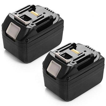 2 Pack High Performance Power Tools Batteries compatible with Makita Cordless Products