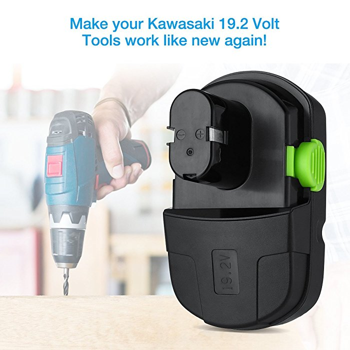 Kawasaki Power Drill Battery