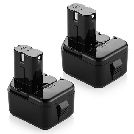 Replacement Power Tool Batteries for Hitachi EB1214S EB1212S EB1214L EB1220bl