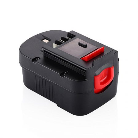 Powerextra Black and Decker Cordless Battery Replacement 14.4V