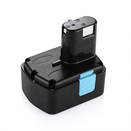 Ni-CD Replacement Drill Battery Pack for Hitachi EB1414S EB 1414