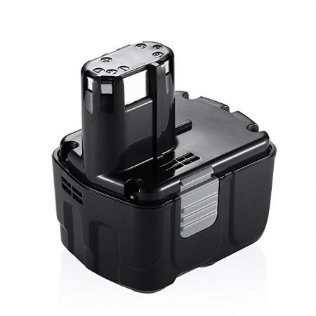 Powerextra 3500mAh Hitachi Cordless Drill Battery Replacement for BSL1430 BSL1415