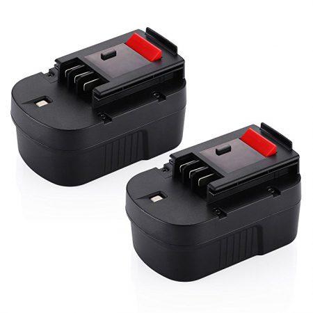 Replacement Power Tool Batteries for Black & Decker HPB14 FSB14 CDC140AK