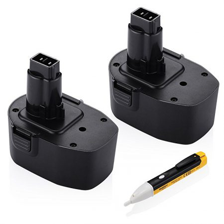 Replacement Power Tool Batteries for Black and Decker Firestorm Drill