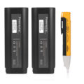 2 Pack Paslode 6V 3000mAh Battery Replacement for 404717 B20544E BCPAS-404717, 404400 900400 900420 900421 900600