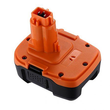 18 Volt Power Tool Batteries for Dewalt DC9180 Battery Replacement