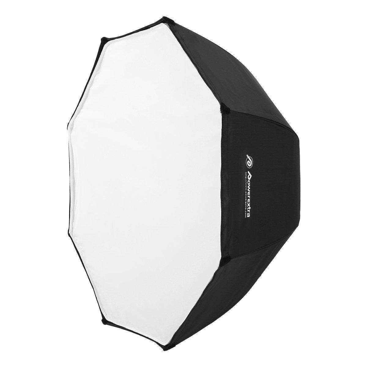 57e6a5e8f7e9 Powerextra 32″/ 80cm Octagon Softbox Umbrella Softbox Reflector ...