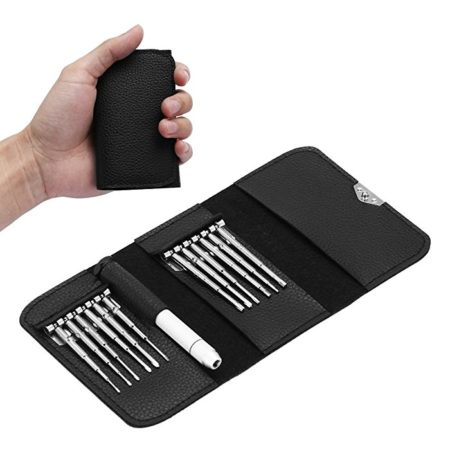 Powerextra 13 in 1 Aluminum Screwdrivers Repair Tool Set for DJI Spark, DJI Mavic Pro, Phantom 3/4 Series Drones and Other RC Drone Helicopters Quadcopters