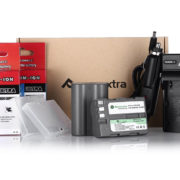 Convenient Battery Charger Kit for Digital Cameras