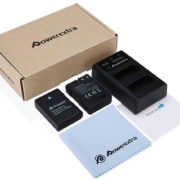 camera battery charger kit