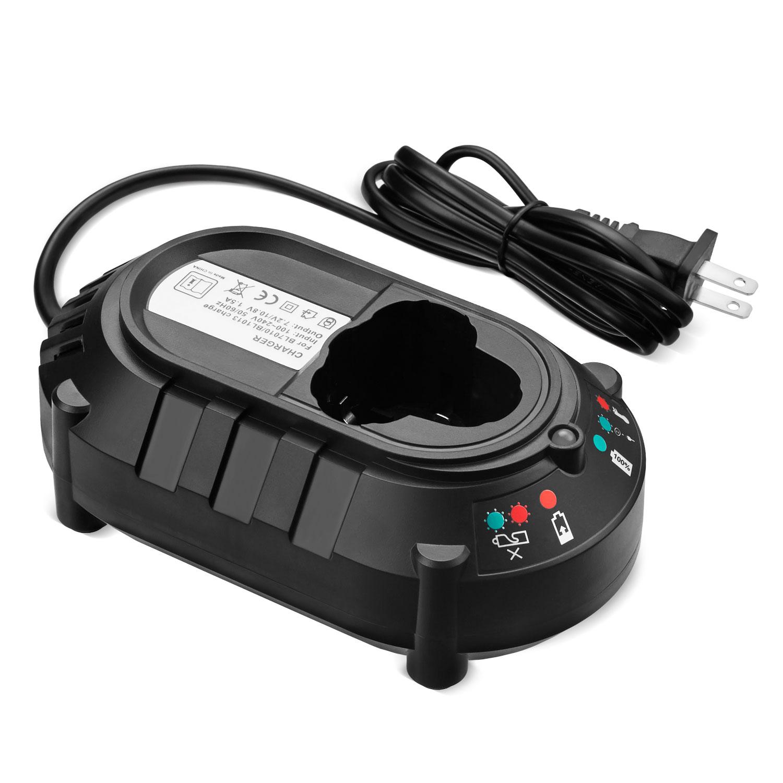 Powerextra Li Ion Battery Charger For Makita Bl1013 Bl1014 10 8v 12v Lithium Ion Batery Dc10wa Us Standard Plug
